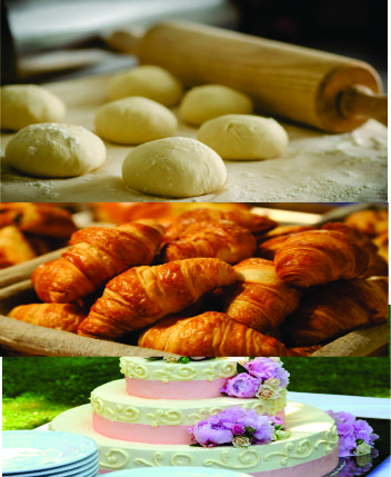 Pastries & Cake<br/> Decoration
